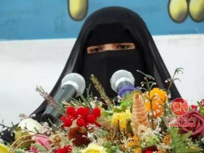 """الشاعرة اليمنية إيمان السعيدي تتسأل فى نص جديد""""لماذا في الحياةِ خُلِقتُ كهلًا"""""""