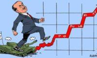 """هذة نتائج الانقلاب فى تركيا بالنسبة لإردغادن """"كاريكاتير"""