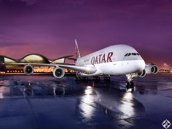 شركة خطوط طيران خليجية تحصل على جائزة أفضل خطوط طيران في الشرق الاوسط