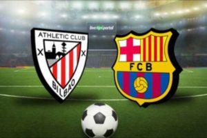شاهد مباشر مباراة برشلونة واتلتيك بلباو في الدوري الاسباني الاحد 10/2/2019