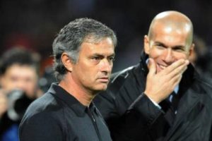 ماذا قال مورينيو عن عودة زيدان لتدريب ريال مدريد