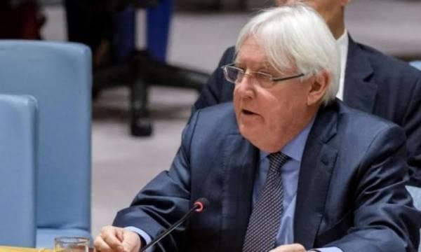 """ماذا قال المبعوث الاممي """"غريفيث"""" بمجلس الامن في احاطته عن اليمن اليوم"""