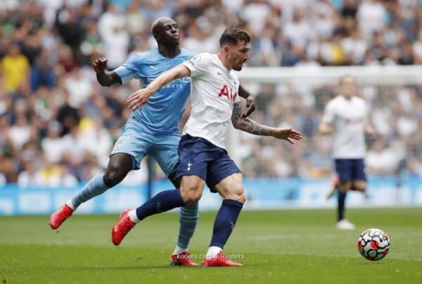 توتنهام يفوز على مانشستر سيتي في الجولة الأولى من الدوري الانجليزي